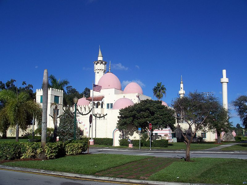 Opa-locka City Hall (image via Wikicommons)
